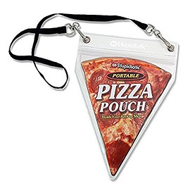 Stupidiotic - Portable Pizza Pouch