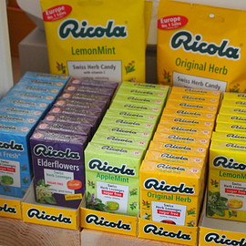 ricola - candy
