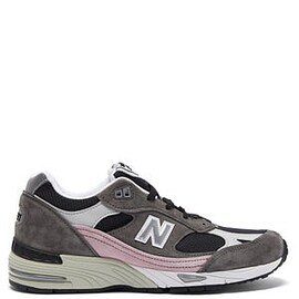 New Balance - New Balance Made in England 991 leather trainers