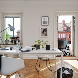 my scandinavian home - A LOVELY LIGHT FILLED SWEDISH APARTMENT