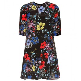 Erdem - Emmie silk dress