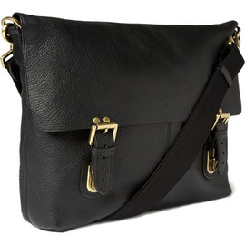 MULBERRY - Barnaby Leather Messenger Bag