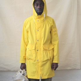 ENDS and MEANS - Rain Forest Coat