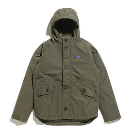 Patagonia - Boy's Insulated Isthmus Jacket-BSNG