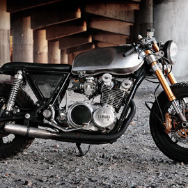 YAMAHA - XS750 '78 SPECIAL by CLASSIFIED MOTO