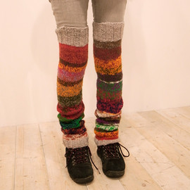 CASHMERE MIX SOCKS