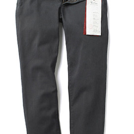The Chino Revived - MD-201GD-C Semi-slim fit / TCR1330223 / Color 96 (GRAY)