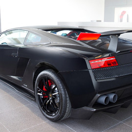 Gallardo LP 570-4 Super Trofeo Stradale Black for Japan