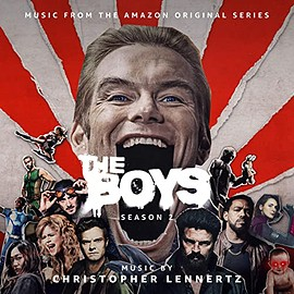 Christopher Lennertz - The Boys Season 2: Music from the Amazon Original Series
