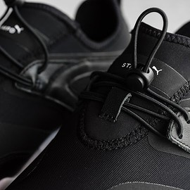 Stampd, PUMA - Blaze of Glory NU - Black/White