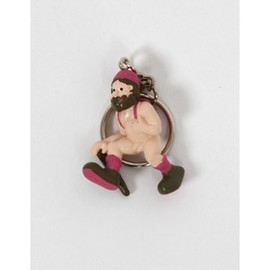 PAM - Carefree Willy Key Chain - Pink