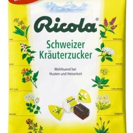 Ricola - Swiss Herb Candy 70g