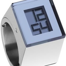 Philippe Starck Fossil - Philippe Starck Ring Watch