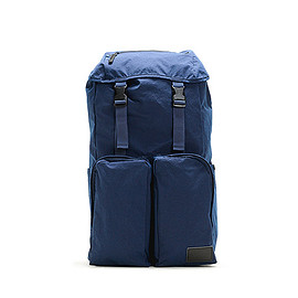 THE NORTH FACE - Straight Twin Chambers Bag-Navy