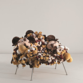 Fernando and Humberto Campana - Stuffed Disney Chair