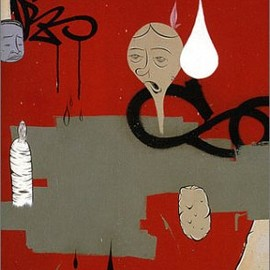 Barry McGee - Barry McGee Prada Book