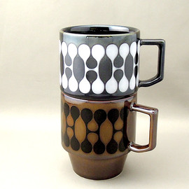 HASAMI - HASAMI Morning Collection★H BLOCKMUG BIG