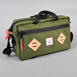 TOPO DESIGNS - Mini Mountain Bag, Olive