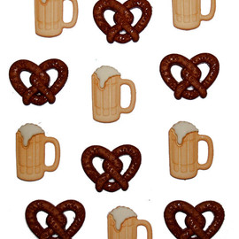 Dress It Up - Pretzels and Beer - 3594