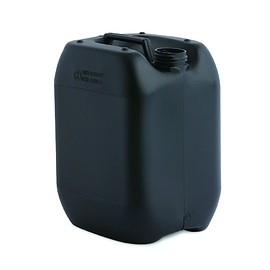 OiPPS - 10 L Plastic Black Stackable Jerrycan UN Approved