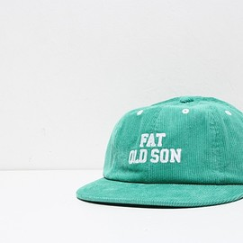TACOMA FUJI RECORDS - TACOMA FUJI RECORDS FAT OLD SON CAP