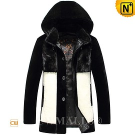 CWMALLS - IRISH Brand | CWMALLS® Dublin Shearling Fur Parka CW807051 [Black Friday 2017]
