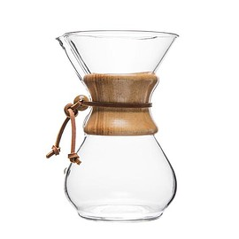 CHEMEX - CHEMEX COFFEE MAKER 6CUPS