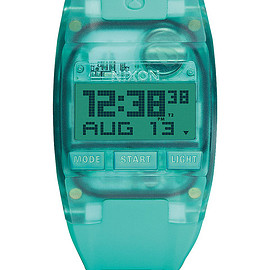 NIXON- Comp s - Comp S - All Light Blue | Nixon Neo Preen