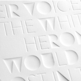 Haiku, a series of typographic experiments by Eli Kleppe.