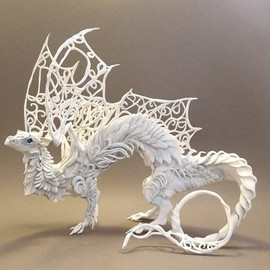 Ellen Jewett - White Dragon (medium)