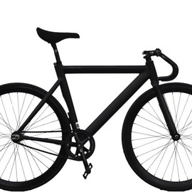 LEADER - 725TR COMPLETE BIKE (Matte Black)