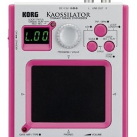 Korg - Kaossilator Mini Pink