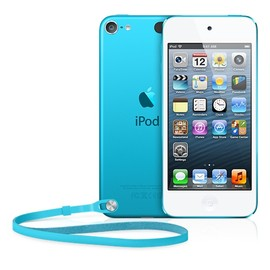 Apple - iPod touch 5Generation blue