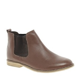 asos - ABACUS Leather Chelsea Ankle Boots