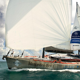 Mercedes-Benz - Pangaea Expedition Ship
