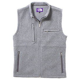 THE NORTH FACE PURPLE LABEL - Mountain Wool Fleece Vest