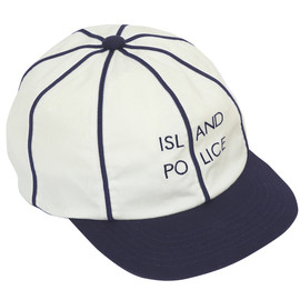 EDIFICE - MOONRISE KINGDOM ISLAND POLICE CAP