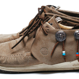 visvim - FBT with GORO's Conchoes