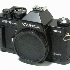 YASHICA - fx-3 super 2000