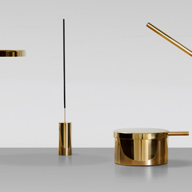 Lee West Objects - Brass Objects by Lee West
