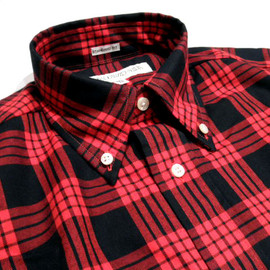 INDIVIDUALIZED SHIRTS - B.D. FLANNEL SHIRTS