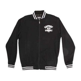 DGK - SUPPORT VARSITY FLEECE (Black)