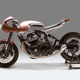 "Krom Works - ""The 30"" Royal Enfield Continental GT 650"