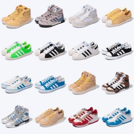 adidas originals - NIGO × ADIDAS ORIGINALS 2014 FALL/WINTER COLLECTION