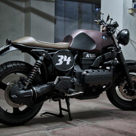 Morecyclos - BMW K100