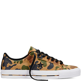 CONVERSE - CONS One Star Pro Camo Graphic