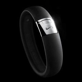 Nike - Nike+ Fuelband SE METALUXE silver edition