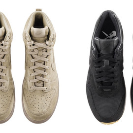 Nike - A.P.C. + NIKE Collaboration Model 発売
