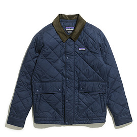 Patagonia - Men's Diamond Quilted Jacket-NENA