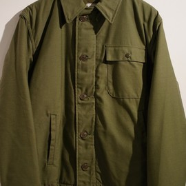 US NAVY - A-2 Deck Jacket